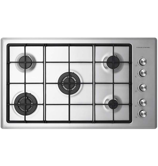 Fisher & Paykel CG905CNGX2 Gas 5 Burner NG