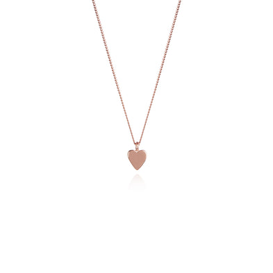 Personalised This Little Heart Of Mine Necklace
