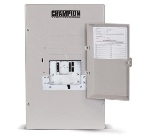 Champion Automatic Transfer Switch 50 Amp NEMA 1 Model #100947