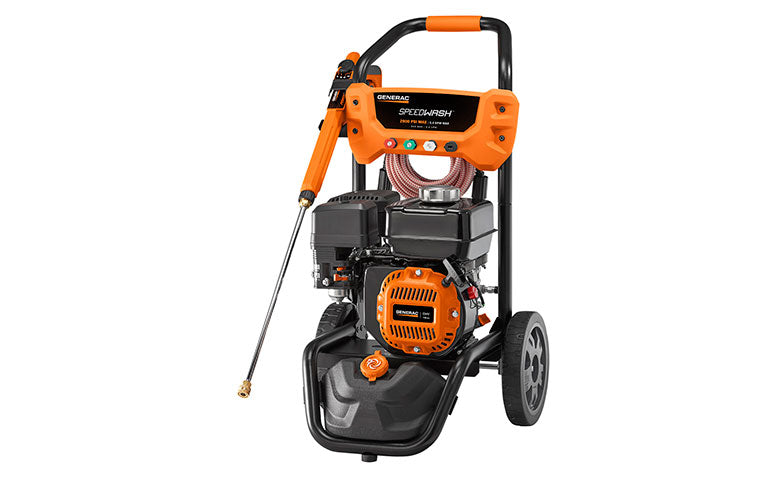 Generac SPEEDWASH™ 2900PSI Pressure Washer System Model #10000006882