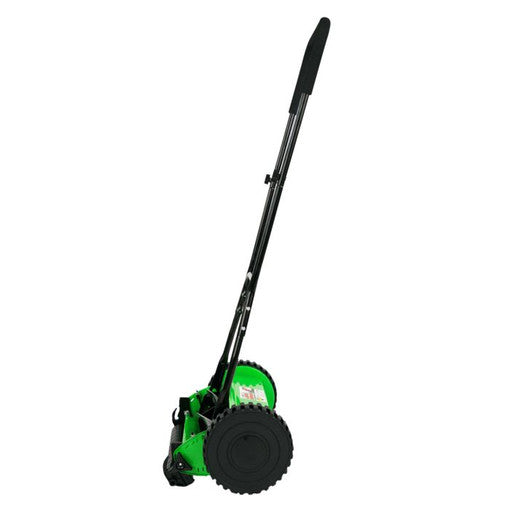 DuroStar DS1200LD 12-Inch 5 Blade Height Adjusting Push Reel Mower