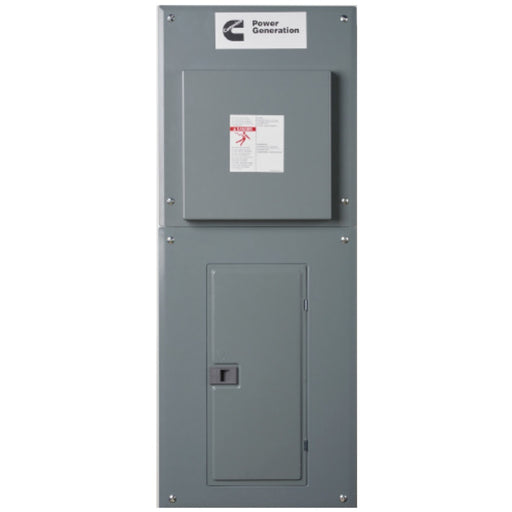 Cummins RA 100 Integrated ATS & Load Center - (NSE)-100A-240V