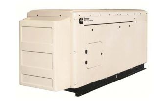 Cummins RS22 Quiet Connect™ Series 22kW Standby Power Generator  3-Phase