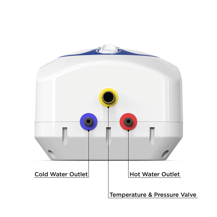 Eccotemp EM-4.0 Electric Mini Storage Tank Water Heater