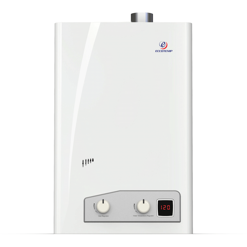 Eccotemp FVI12 Indoor 4.0 GPM Natural Gas Tankless Water Heater