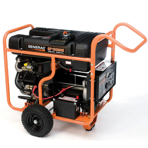Generac 5734 - GP15000E Portable, 49 ST