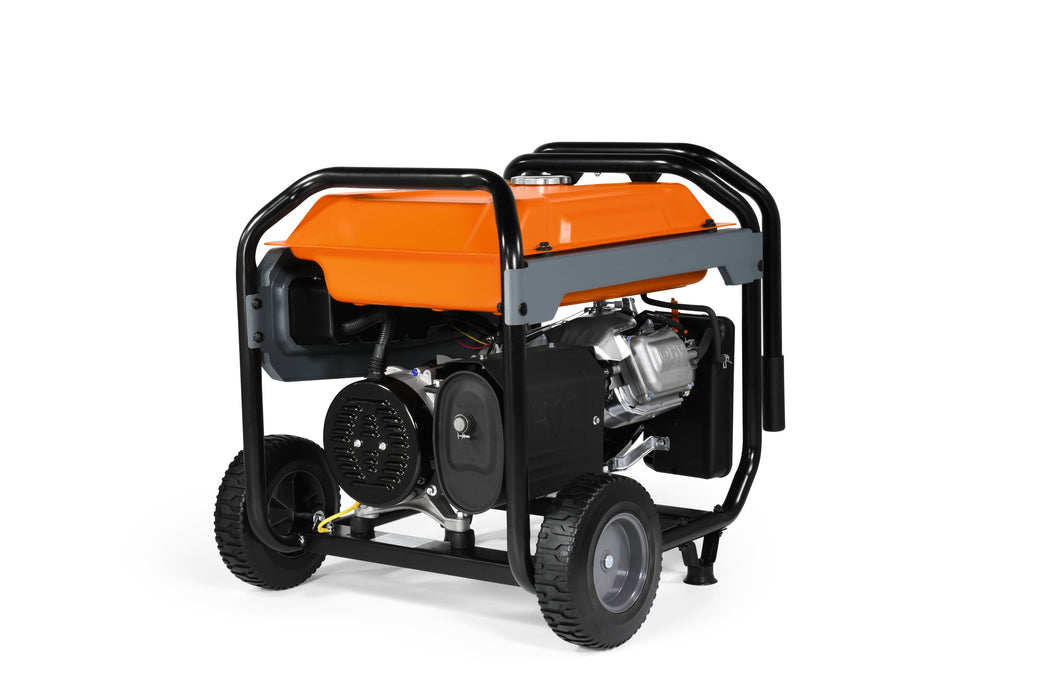 Generac GP8000E - 8,000 Watt Electric Start Portable Generator, 49 St/Can #7686