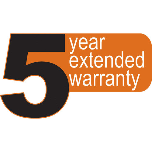 Generac 5 Year Air Cooled Extended Limited Warranty Extension #DEW-EXWAR100001