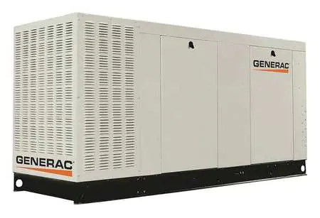 Generac Commercial Series 100kW Standby Generator (120/208V 3-Phase)(NG) SCAQMD Compliant #QT10068GNAC