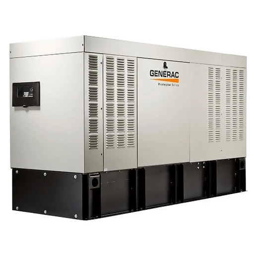 Generac Protector® 15kW Automatic Extended Run Standby Diesel Generator (120/208V 3-Phase) #RD01525GDAL
