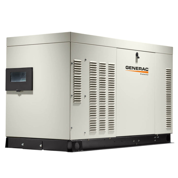 Generac RG02724ANAX - 27/25 kW, 1800rpm, Alum Enclosure, SCAQMD Compliant