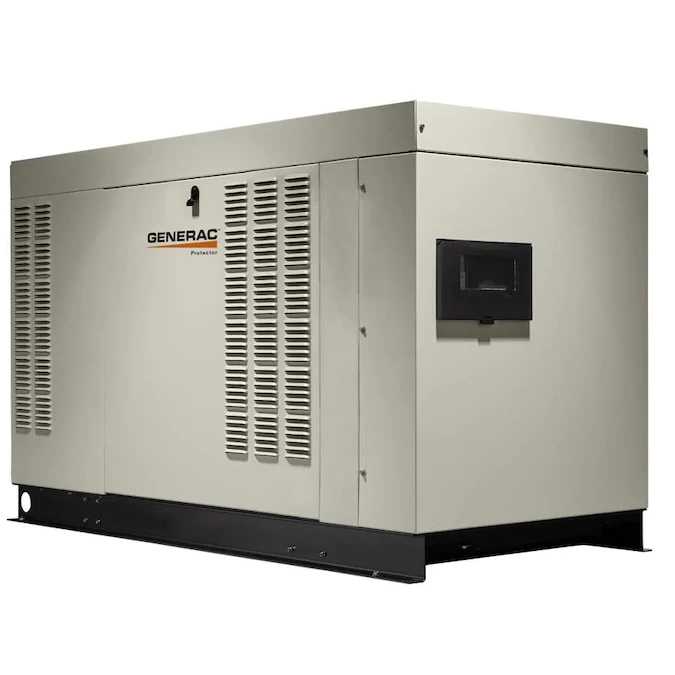 Generac Protector® QS Series 48kW Automatic Standby Generator (277/480V 3-Phase) #RG04845KNAX