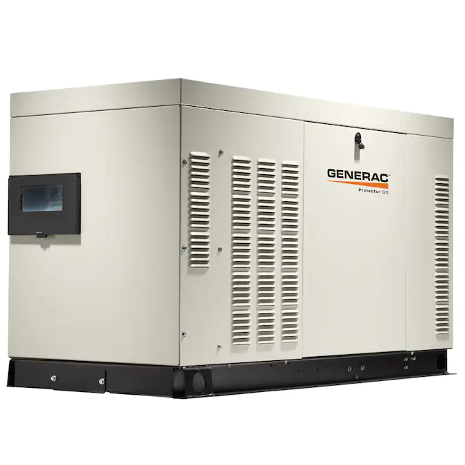 Generac Protector® 60kW Standby Generator w/ Wi-Fi (120/240V Single-Phase)(LP) SCAQMD Compliant #RG06045AVAC