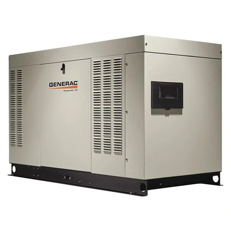 Generac Protector® 60kW Standby Generator w/ Wi-Fi (120/208V 3-Phase)(NG) (48-State) #RG06045GNAX