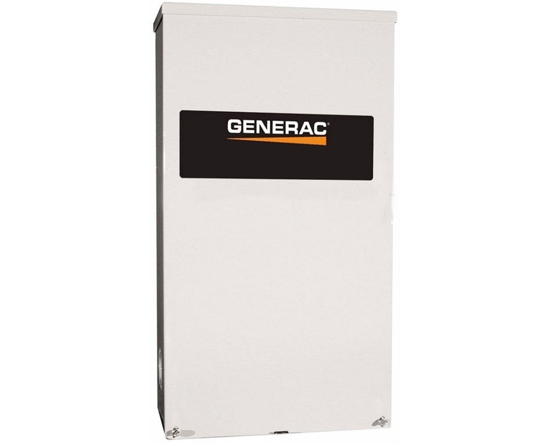 Generac Synergy 200-Amp Automatic Transfer Switch w/ Power Management #RTSB200A3