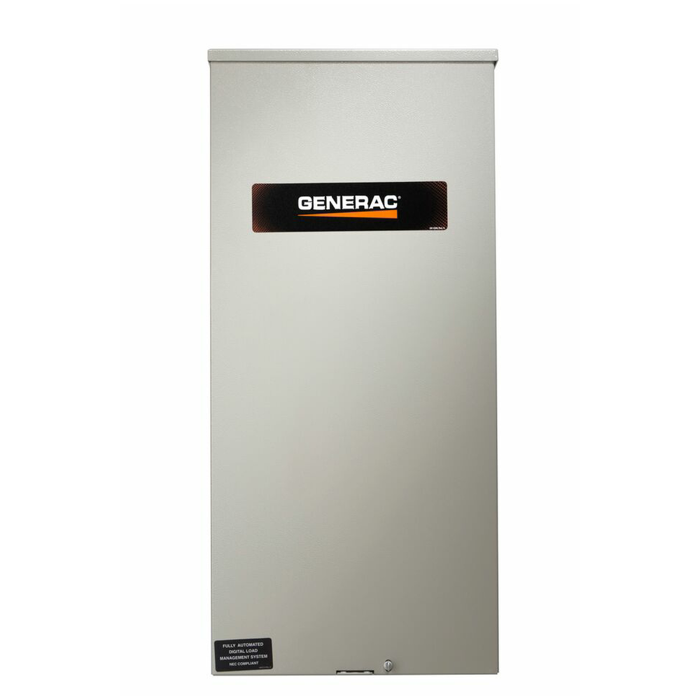 Generac 400-Amp Automatic Smart Transfer Switch w/ Power Management #RTSC400A3