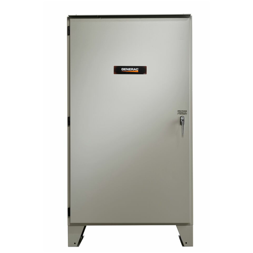Generac 600-Amp Automatic Smart Transfer Switch w/ Power Management (120/240V 1P) #RTSC600A3