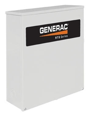 Generac 100-Amp Automatic Transfer Switch (120/240V 3-Phase) #RTSN100J3