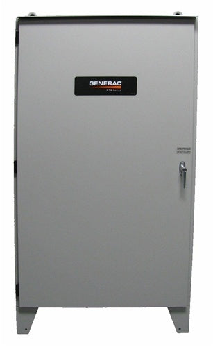 Generac Guardian 600-Amp Outdoor Automatic Transfer Switch (120/208V) #RTSN600G3