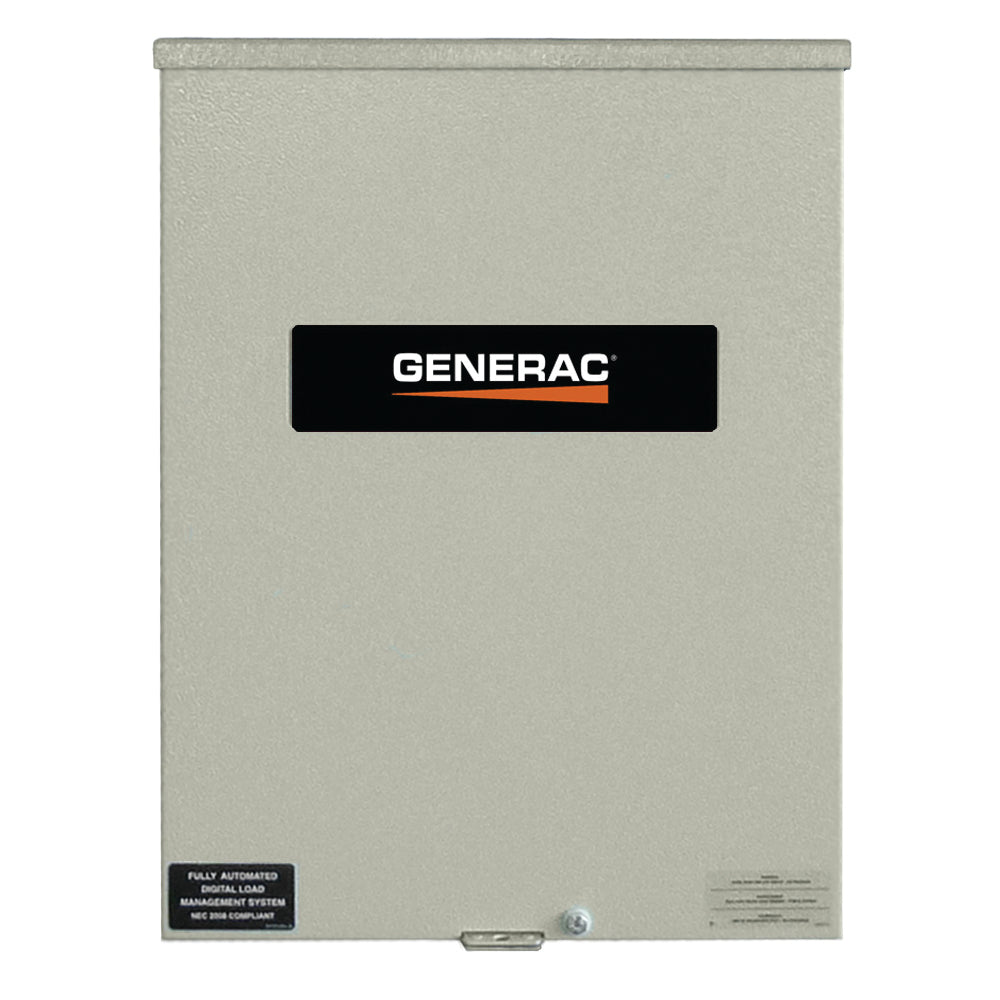 Generac RXSC100A3 - Smart Switch 100 Amp 120/240 1Ø NEMA 3R CUL