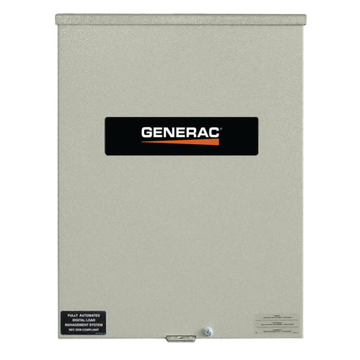 Generac RXSW100A3 - Smart Switch 100 Amp Service Rated 120/240 1Ø NEMA 3R