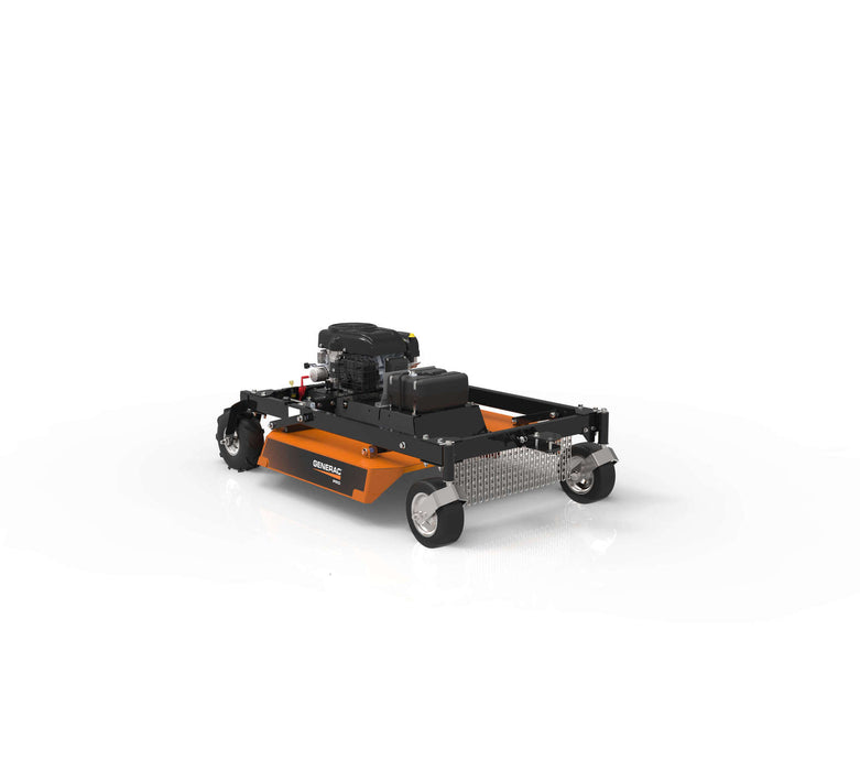 "Generac PRO TB25044GENG - 44"" 18.67 HP Tow-Behind Mower with Pressurized Lubrication"