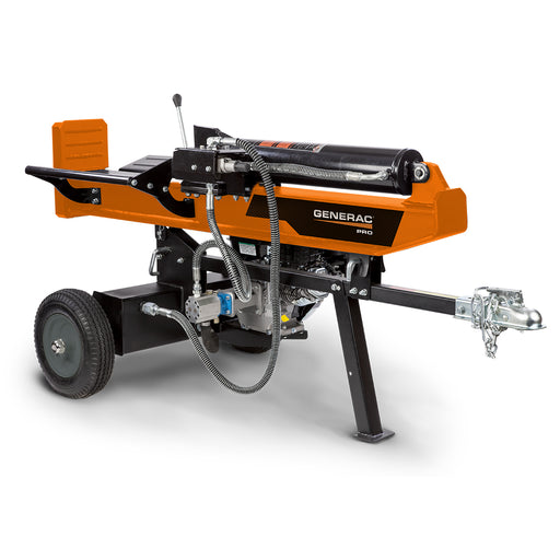 Generac PRO WH25034GMNG - 34 Ton Horizontal-Vertical Log Splitter