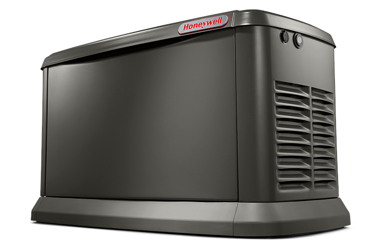 Honeywell™ 20/18 kW Air-Cooled Standby Generator, Aluminum Enclosure, 5C Warranty #7062