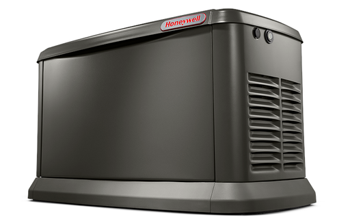 Honeywell™ 22/19.5 kW Air-Cooled Standby Generator, Aluminum Enclosure, 5C Warranty #7065