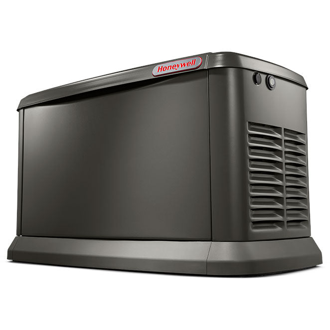 Honeywell™ 13 kW Air-Cooled Aluminum Home Standby Generator w/ Wi-Fi #7180