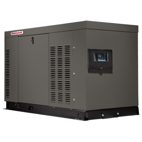 Honeywell™ 27 kW Liquid Cooled Automatic Standby Generator (Premium-Grade) (120/240V Single-Phase) #HG02724ANAX