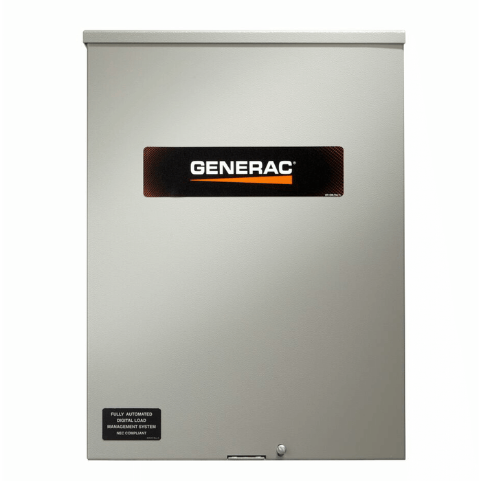 RXSC200A3 Generac ATS 200-AMP Non-Service Entrance Rated
