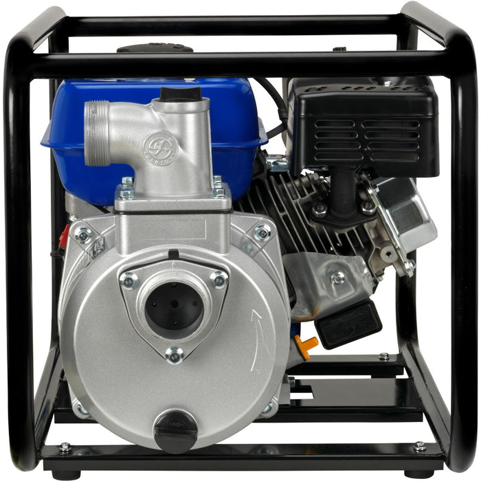 DuroMax XP652WP 7-Hp 158-Gpm 3600-Rpm 2-Inch Gasoline Engine Portable Water Pump