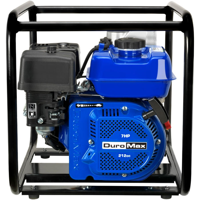 DuroMax XP650WP 7-Hp 220-Gpm 3,600-Rpm 3-Inch Gasoline Engine Portable Water Pump