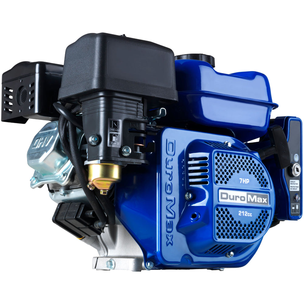 DuroMax XP7HPE 7 Hp., 3/4'' Shaft, Recoil/Electric Start Engine