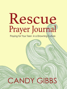 Rescue Prayer Journal