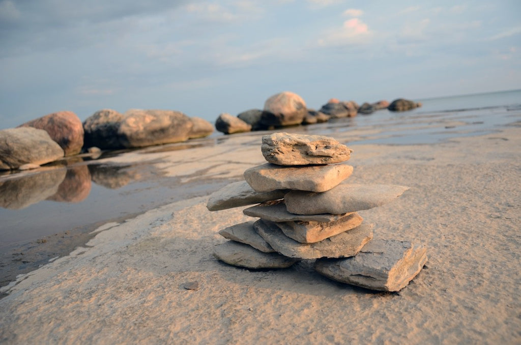Inuksuk on the Bay