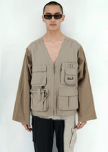 Load image into Gallery viewer, #137 vest jacket - M