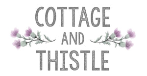 Cottage and Thistle