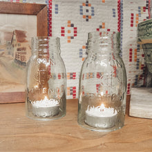 Load image into Gallery viewer, Mini Mason Candle Votive Holder (Set/2) - Cottage and Thistle