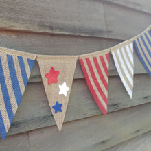 Load image into Gallery viewer, SALE! - Summertime in America - Festive Banner