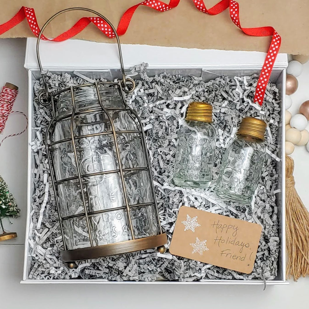 Farmhouse Feel Gift Set (Gift Wrapping/Shipping Included) - Cottage and Thistle