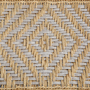 NEW ARRIVAL | The Woven Way Bench - Cottage and Thistle