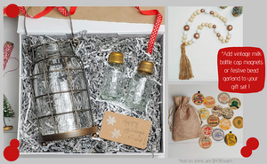 Farmhouse Feel Gift Set (Gift Wrapping and Shipping Included)