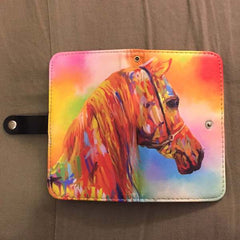 Arabesque - Horse Wallet Phone Case review