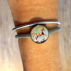 Dancing Sand - Horse Bracelet With Charm Review