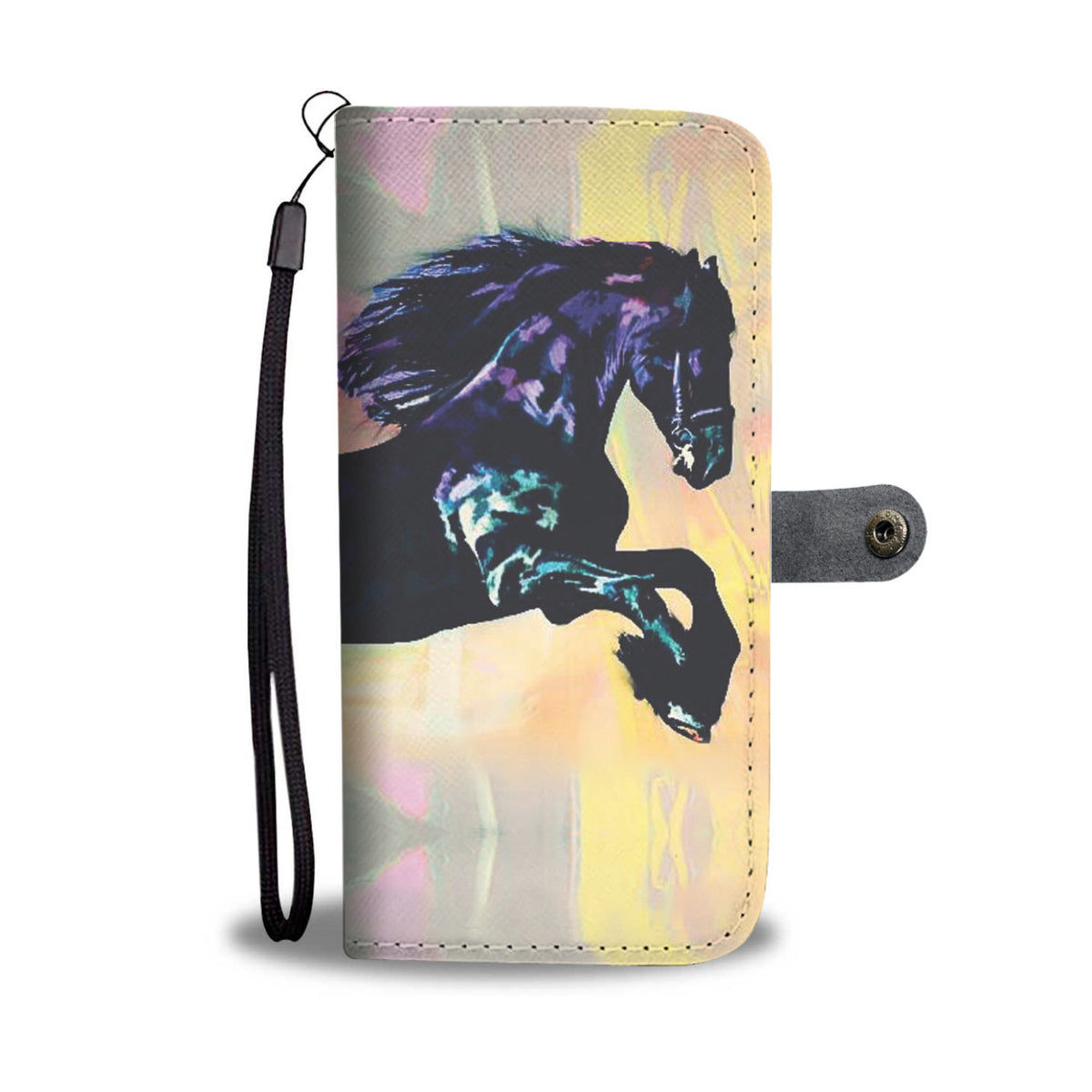 Dark Knight - Horse Wallet Case