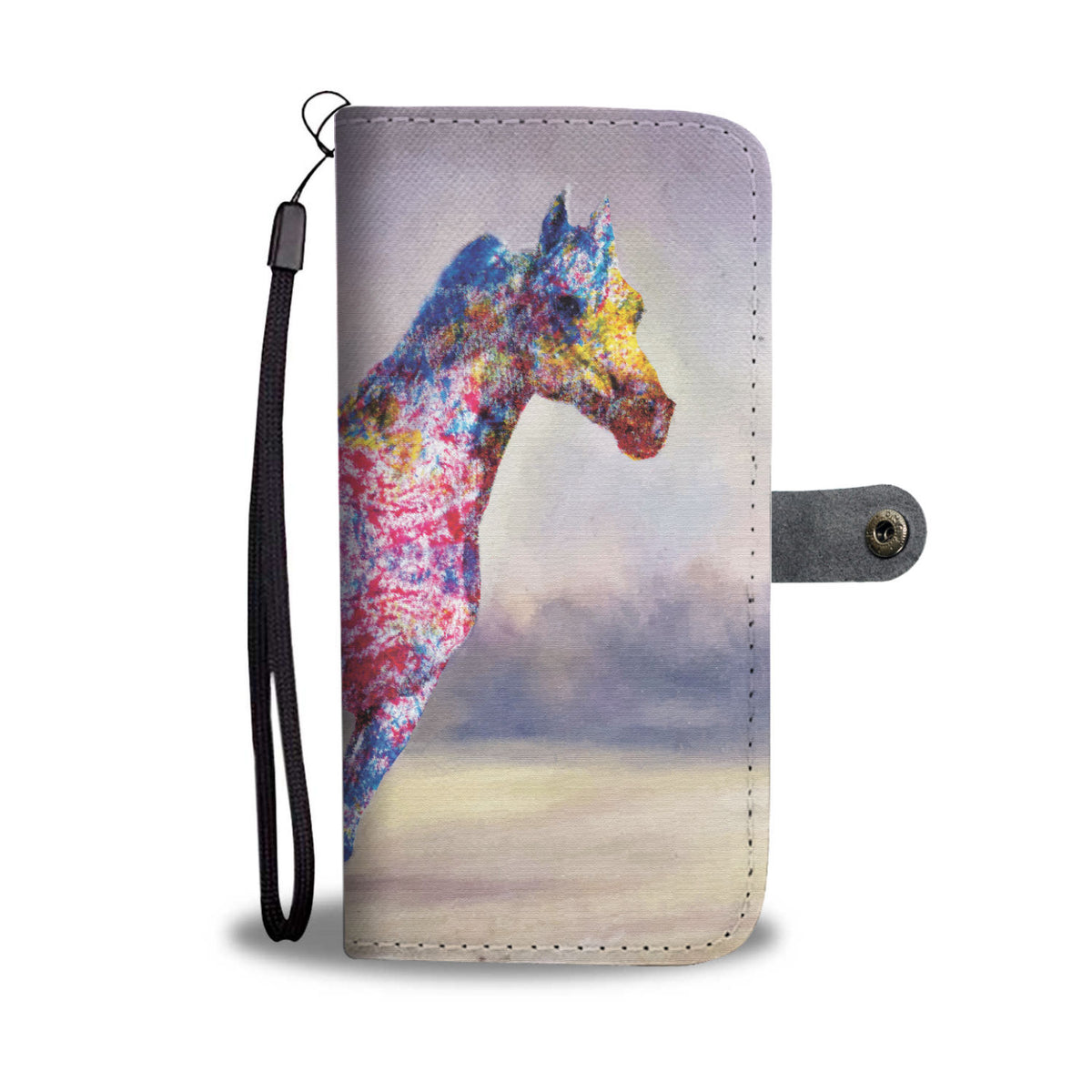 Destiny Race - Horse Wallet Case