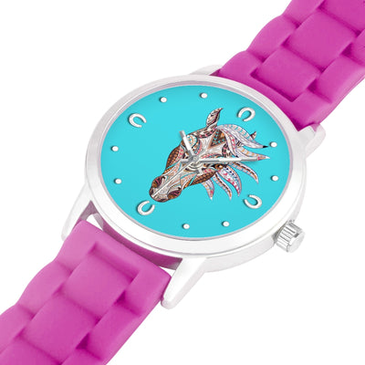 Blue Spirit - Horse Kids Watch