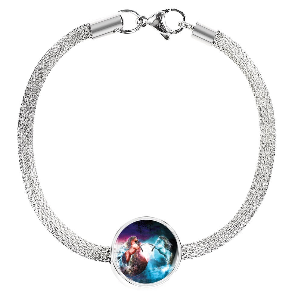 Cosmic Dream - Horse Bracelet & Charm